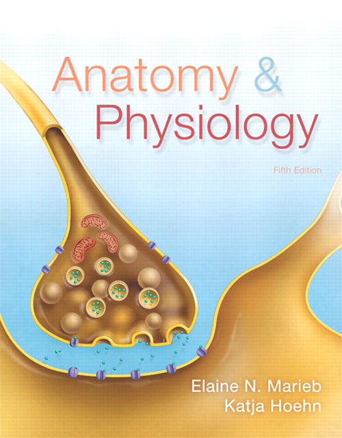 Anatomy & Physiology, CourseSmart eTextbook, 5th Edition