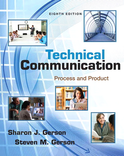 Technical Communication: Process and Product, CourseSmart eTextbook, 8th Edition