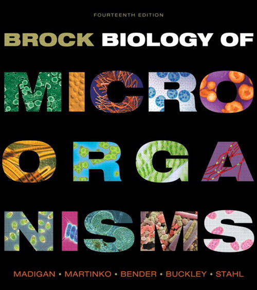 Brock Biology of Microorganisms, 14th Edition