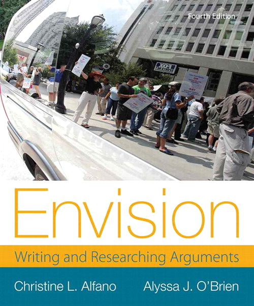 Envision: Writing and Researching Arguments, 4th Edition