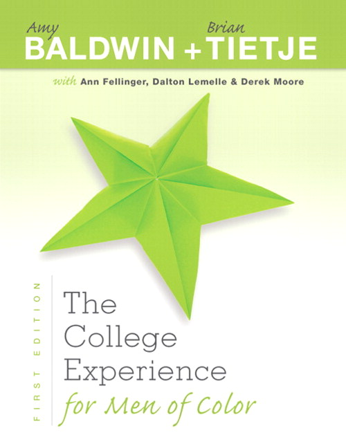 College Experience for Men of Color, The, CourseSmart eTextbook