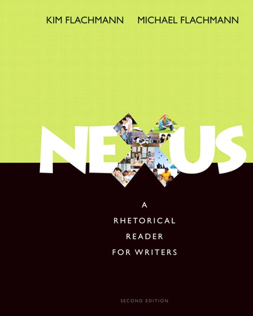 Nexus: A Rhetorical Reader for Writers, 2nd Edition