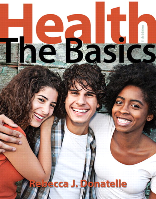 Health: The Basics Plus MasteringHealth with eText -- Access Card Package, 11th Edition