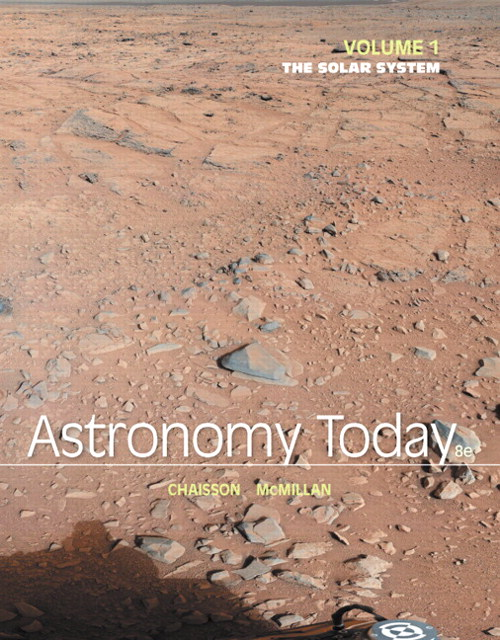 Astronomy Today Volume 1: The Solar System, 8th Edition