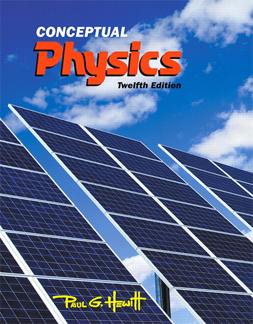 Conceptual Physics, CourseSmart eTextbook, 12th Edition