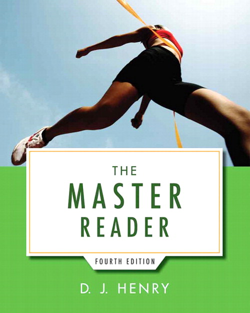 Master Reader, The, 4th Edition