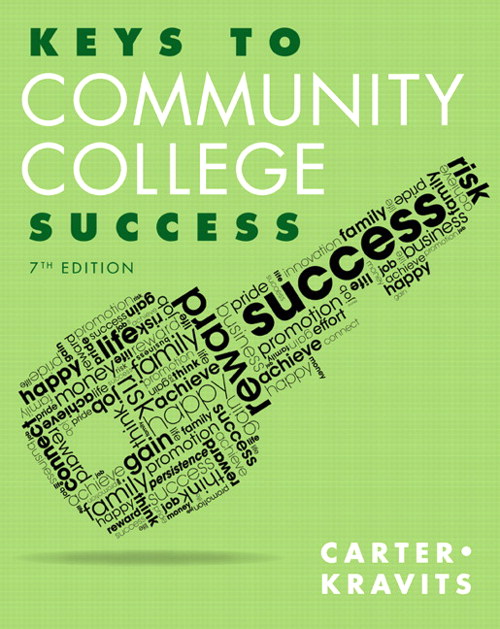 Keys to Community College Success, 7th Edition