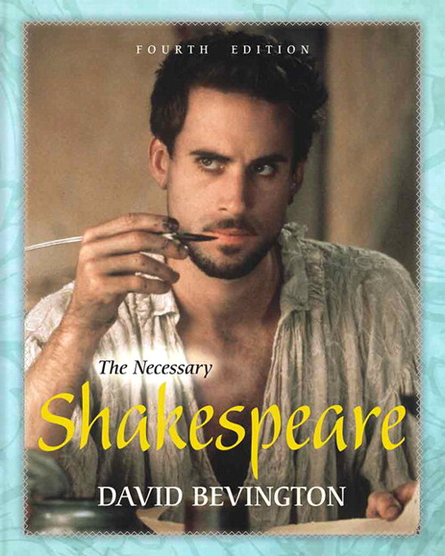 The Necessary Shakespeare, CourseSmart eTextbook, 4th Edition