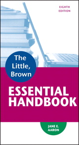 Little, Brown Essential Handbook, 8th Edition