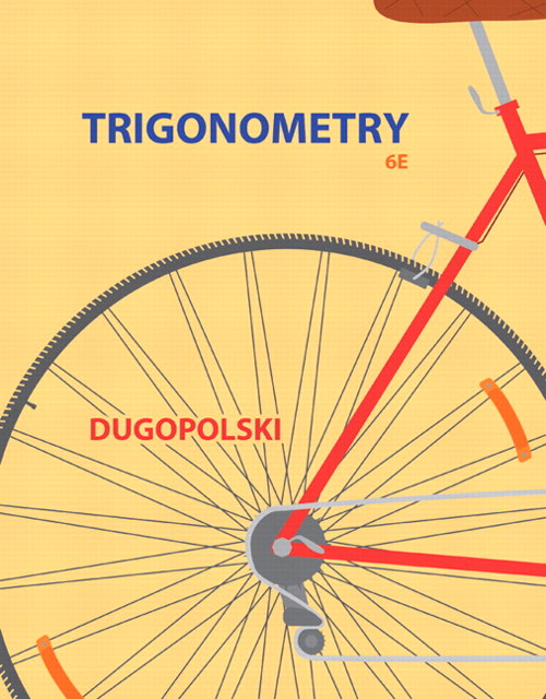Trigonometry, 4th Edition