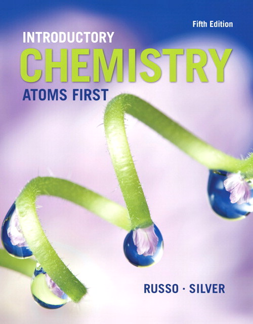 Introductory Chemistry: Atoms First, 5th Edition