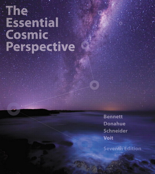 Essential Cosmic Perspective, The, CourseSmart eTextbook, 7th Edition