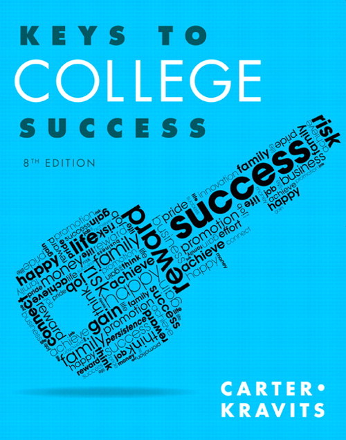 Keys to College Success, 8th Edition