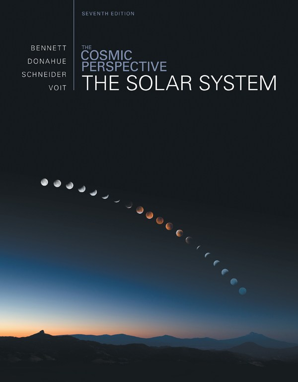 Cosmic Perspective, The: The Solar System Plus MasteringAstronomy with eText -- Access Card Package, 7th Edition