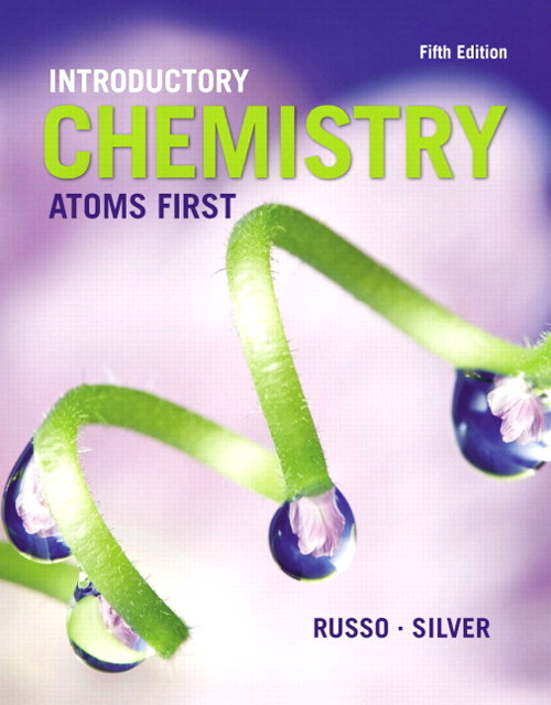 MasteringChemistry without Pearson eText -- Instant Access -- for Introductory Chemistry: Atoms First, 5th Edition