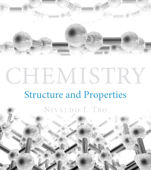 Chemistry: Structure and Properties, CourseSmart eTextbook
