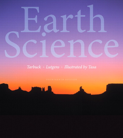 Earth Science Plus MasteringGeology with eText -- Access Card Package, 14th Edition