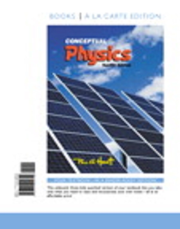 Conceptual Physics, Books a la Carte Plus MasteringPhysics with eText -- Access Card Package, 12th Edition