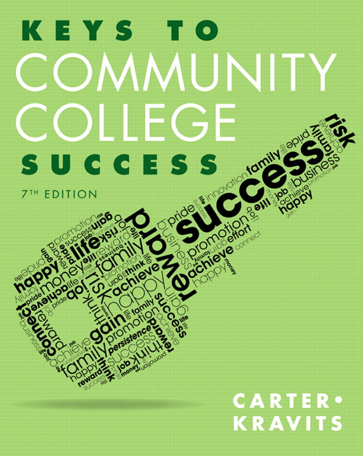 Keys to Community College Success, CourseSmart eTextbook, 7th Edition