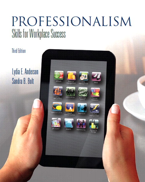 Professionalism: Skills for Workplace Success Plus NEW MyStudentSuccessLab  Update -- Access Card Package, 3rd Edition