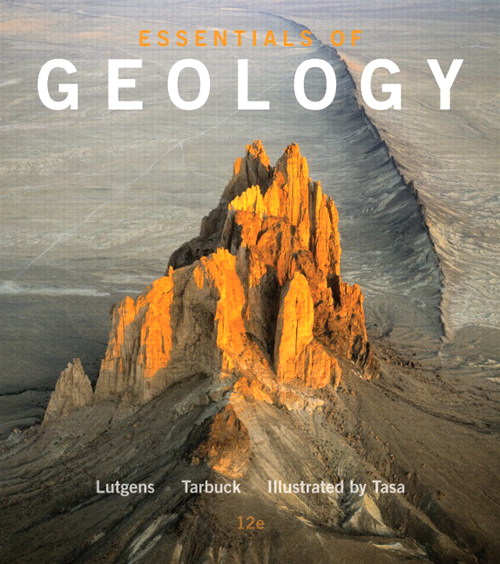 Essentials of Geology Plus MasteringGeology with eText -- Access Card Package, 12th Edition
