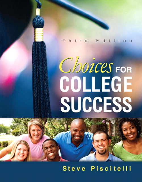 Choices for College Success Plus NEW MyStudentSuccessLab  Update -- Access Card Package, 3rd Edition