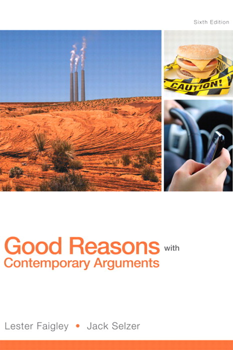 Good Reasons with Contemporary Arguments, CourseSmart eTextbook, 6th Edition
