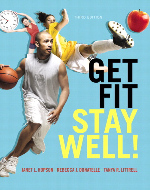 Get Fit, Stay Well!, CourseSmart eTextbook, 3rd Edition
