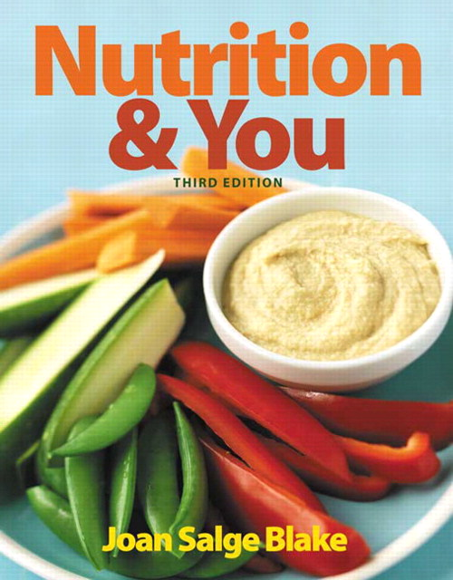 Nutrition & You, CourseSmart eTextbook, 3rd Edition
