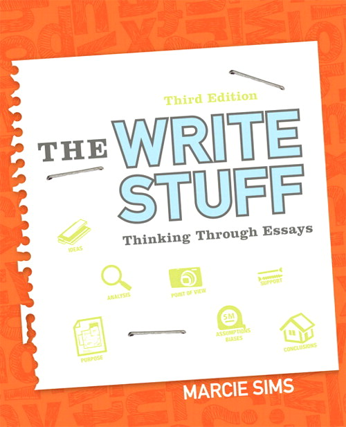 Write Stuff, The: Thinking Through Essays Plus MyWritingLab with Pearson eText -- Access Card Package, 3rd Edition