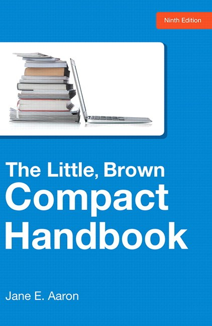 does the little brown handbook contain writing and grammar exercises