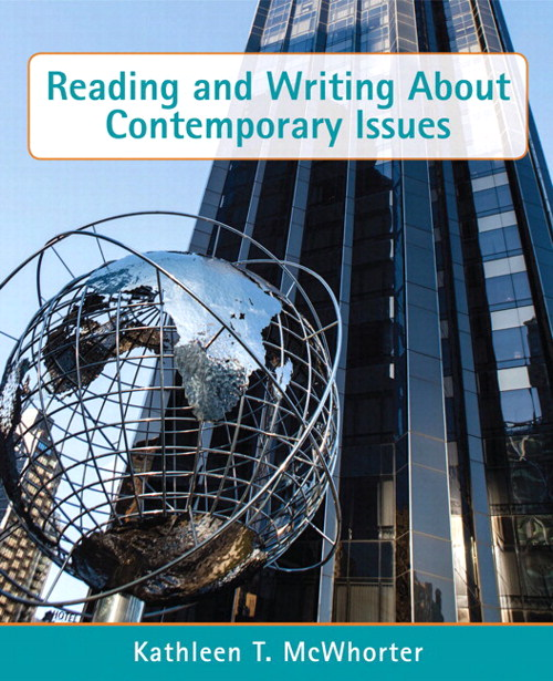Reading and Writing About Contemporary Issues Plus NEW MySkillsLab with Pearson eText -- Access Card Package