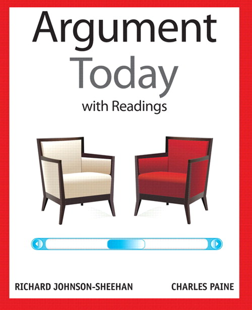 Argument Today with Readings Plus MyWritingLab with eText -- Access Card Package