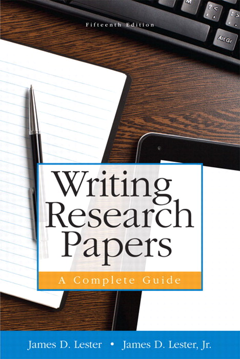 Writing Research Papers: A Complete Guide (spiral) with MyWritingLab with Pearson eText -- Access Card Package, 15th Edition