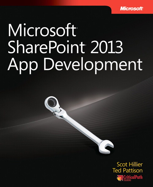 Microsoft SharePoint 2013 App Development, CourseSmart eTextbook
