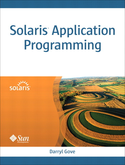 Solaris Application Programming, Safari