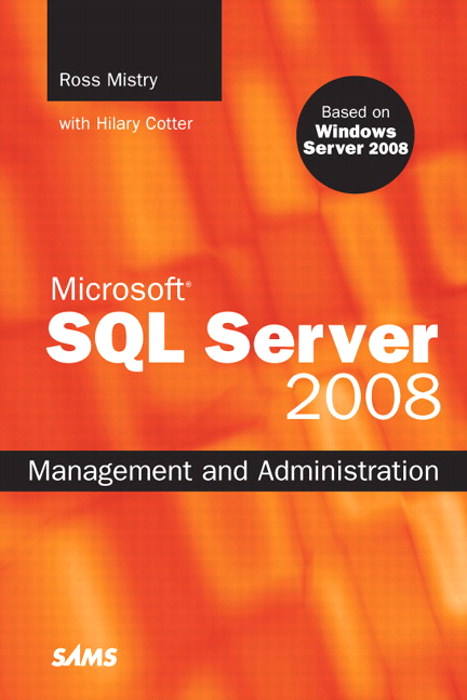 Microsoft SQL Server 2008 Management and Administration, Safari