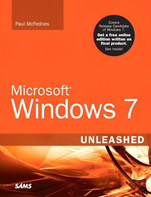 Microsoft Windows 7 Unleashed, Safari