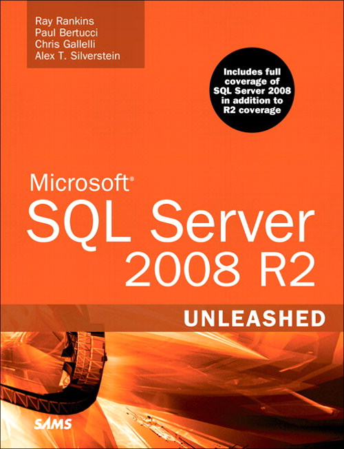 Microsoft SQL Server 2008 R2  Unleashed, Safari