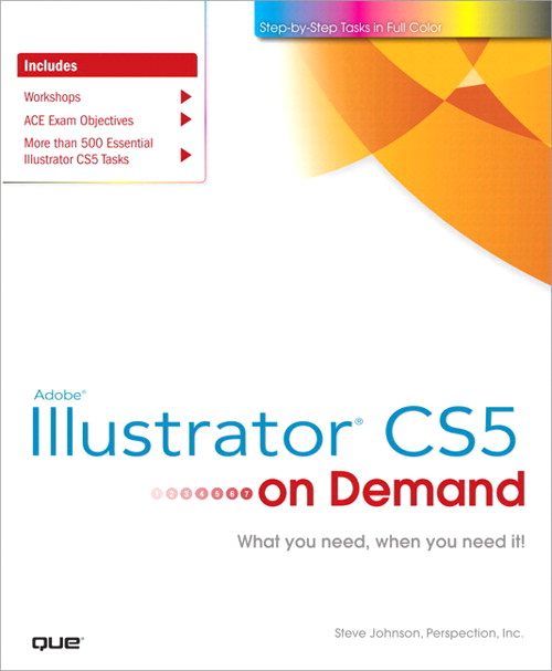 Adobe Illustrator CS5 on Demand