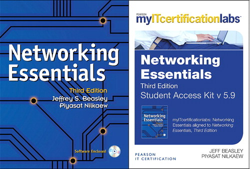 Networking Essentials with MyITCertificationlab Bundle v5.9, 3rd Edition