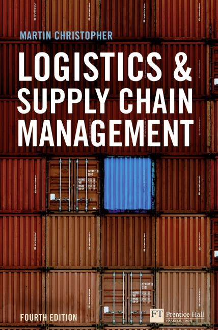 Logistics and Supply Chain Management CourseSmart eTextbook
