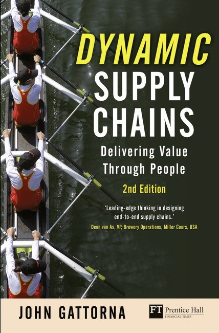Dynamic Supply Chains CourseSmart eTextbook: Delivering value through people, 2nd Edition
