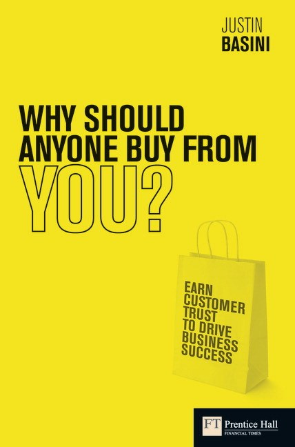 Why should anyone buy from you? CourseSmart eTextbook: Earn customer trust to drive business success