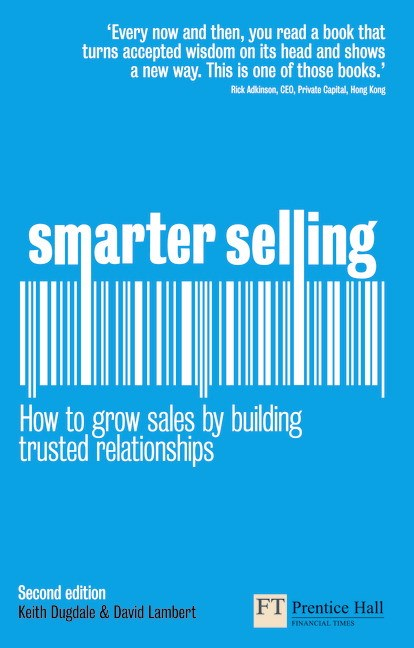 Smarter Selling CourseSmart eTextbook: How to grow sales by building trusted relationships, 2nd Edition