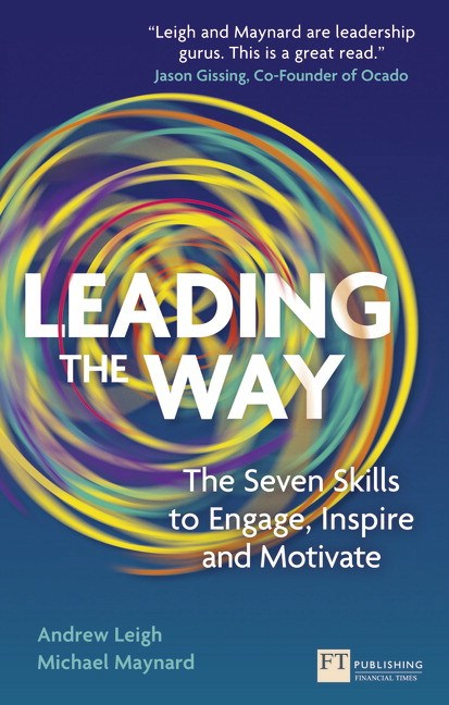 Leading the Way CourseSmart eTextbook: The Seven Skills to Engage, Inspire and Motivate