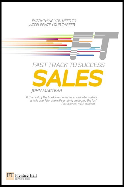 Sales: Fast track to Success CourseSmart eTextbook