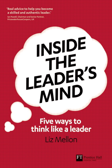 Inside the Leader's Mind CourseSmart eTextbook: Five Ways to Think Like a Leader