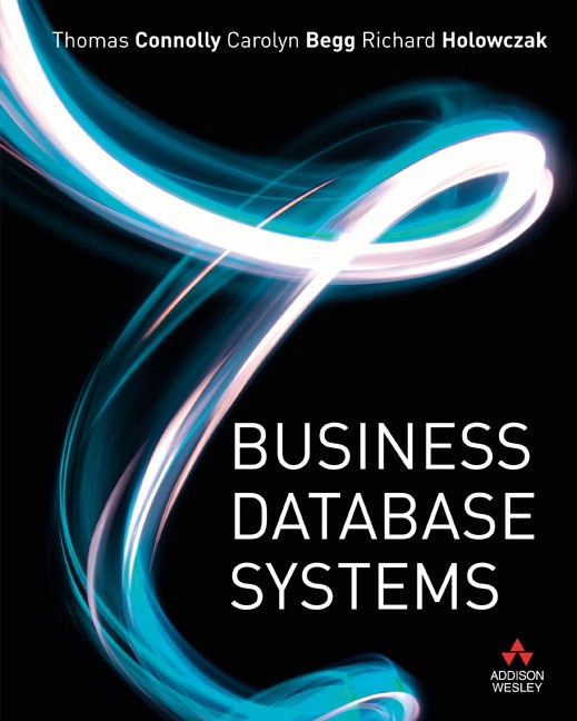 Business Database Systems CourseSmart eTextbook