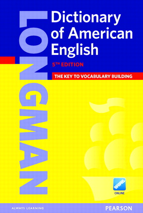 Longman Dictionary of American English (Hardcover), 5th Edition
